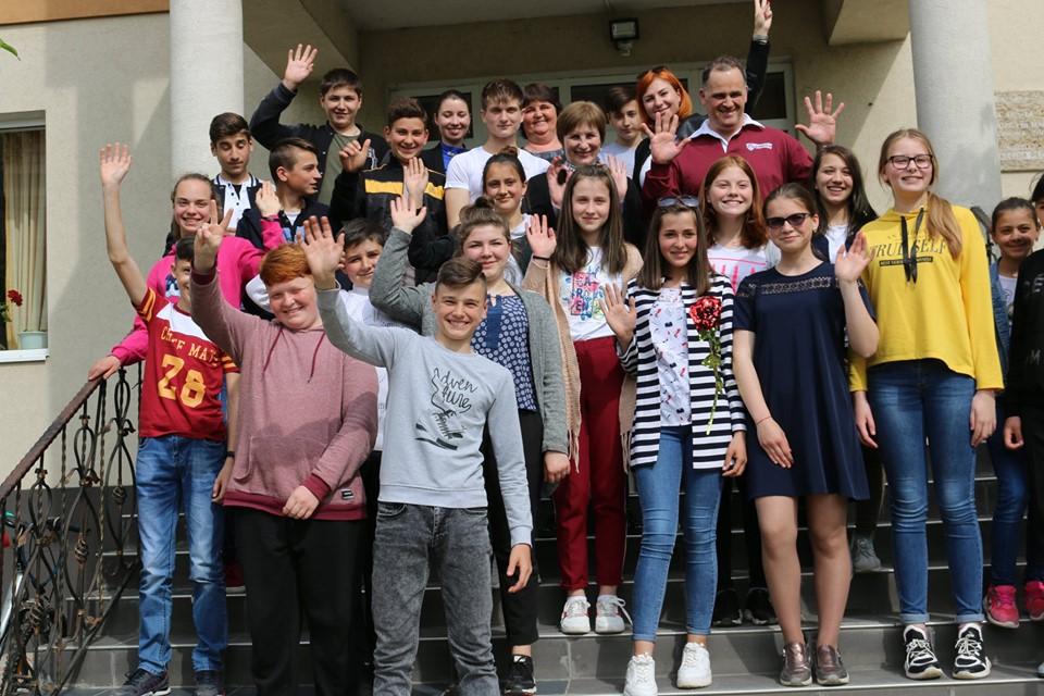 Vizita expertului internațional, James B. Stanfield, în Moldova